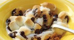 Check out this delicious recipe for Grilled Banana S'mores  from Weber—the world's number one authority in grilling.