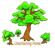 """What does an unschooling day look like? """"First I will describe it for you from a """"schooled"""" point of view, then I will describe it for you from an """"unschooled"""" point of view."""""""