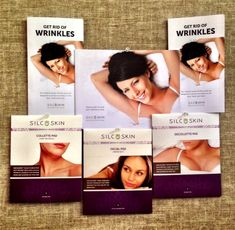 Are you tired of that wrinkly neck & frown line?  We have a solution - https://www.silcskin.com/