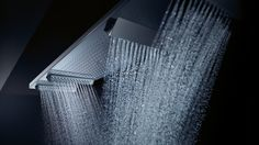 Extra large rain shower from AXOR.