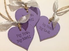 #family.life#handmade#heart#mothersday#gifts £3.50 each
