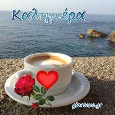 Greek Language, Good Morning, Ethnic Recipes, Mornings, Gardening, Pretty Birds, Buen Dia, Bonjour, Lawn And Garden