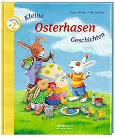 Kleine Osterhasen-Geschichten zum Vorlesen: Susan Niessen