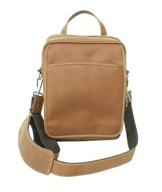 Piel Leather Traveler's Men's Bag in Saddle *** Details can be found by clicking on the image. (This is an Amazon Affiliate link and I receive a commission for the sales)