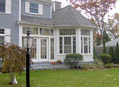 Bayed porches   Bay Window Porch