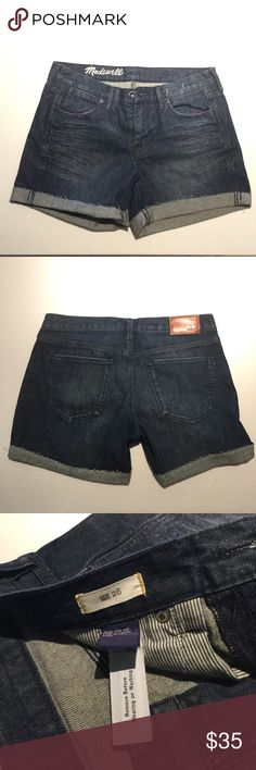 Madewell denim shorts Size 26. New, never worn. Madewell Shorts Jean Shorts