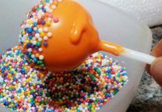 Receita de Pop Cake - Bebê.com.br