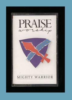 Hosanna Music Mighty Warrior Praise Worship 1987 Cassette Tape CCM 000768001349 | eBay