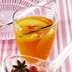 Vanille-Frucht-Bowle