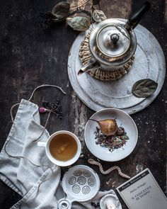 A moment from last year's styling & photography retreat in Venice a tea vignette styled by last year's guest teacher @ginnybranch. So excited to join @skye_mcalpine again this year for another photography & styling retreat in Venice one that's a celebration of opulent feasts sparkly masked cocktail parties and all that is a luxurious Venetian winter. We have just a few spots left! You can find more details & reserve a room via the link in profile. Hope to see you there! #localmilkretreats…