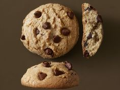 Cakey Chocolate Chip Cookies recipe from Food Network Kitchen via Food Network