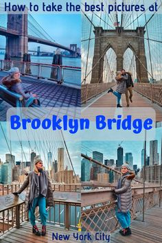 For all my fellow instagrammers, I am sharing my best photo tips for that perfect shot at the Brooklyn Bridge in New York City.