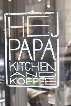 """Lykkelig - mein Foodblog: Fantastisch frühstücken in Hamburg: Das Café """"HEJ PAPA"""" in Hamburg-Neustadt"""