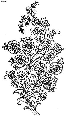 Indian Motifs Textile Pattern, Felted Fabric, Indian Motifs Dynamic Textile Patterns, Textile Guide Delhi India