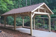 Tucker Carport Addition By West Construction