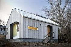 Prefab House is Living Lab for Energy and Water Conservation - Green Building, Prefab Design, Green Design, Energy Efficiency, Leed, Water Conservation - Builder Magazine