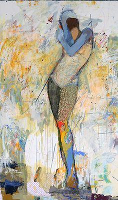 Jylian Gustlin - Contemporary Artist - FIgurative Painting