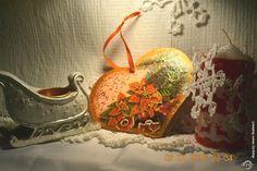 Декупаж - Сайт любителей декупажа - DCPG.RU | И еще немного простеньких подвесов на елку Christmas Decoupage, Crochet, Blog, Ganchillo, Blogging, Crocheting, Knits, Chrochet, Quilts