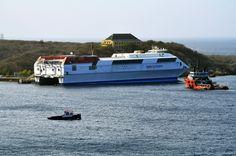 6 juni 2015 na 3 jaar (25 november 2011) eindelijk Curacao verlaten Ze zal versleept worden vanuit Caracas baai naar Turkije,   http://koopvaardij.blogspot.nl/2015/06/wachten-op-vertrek.html