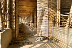 METI – Handmade School in Rudrapur   Bangladesh   By Anna Heringer, Eike Roswag