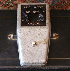 Vox - Tonebender / D*A*M - 1966