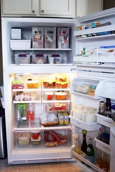 Is your disorganized freezer giving you the chills? The Kitchn shares their tips for organizing your freezer!