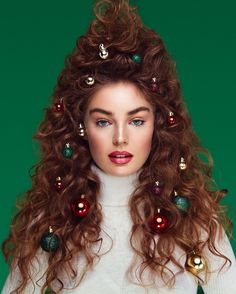 Vibrant Fashion and Beauty Photography by Jayden Fa photography portrait beauty fashion lifestyle 765682374125564132 Christmas Makeup, Christmas Fashion, Mary Christmas, Christmas Time, Beauty Shoot, Hair Beauty, Beauty Photography, Fashion Photography, Christmas Editorial