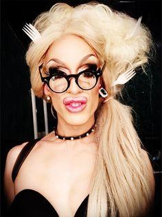 Rupaul, Alaska Drag Queen, Alaska And Sharon, Alaska Thunderfuck, Sharon Needles, Adore Delano, Love Your Hair, Covergirl, Crossdressers