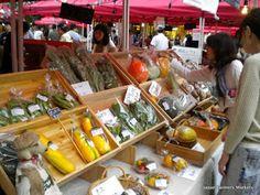 Japan Farmers Markets: Tokyo and Yokohama Regional Farmers Markets: Saturday, August 22nd and Sunday, August 23rd