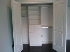 Office closet idea