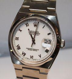 rolex oyster quartz datejust 17000 #skjwatches #rolex #themews #watches