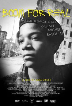 Return to the main poster page for Boom for Real: The Late Teenage Years of Jean-Michel Basquiat