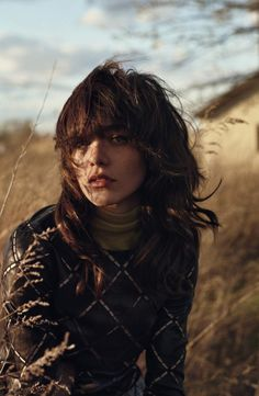 Steffy Argelich in 'On the Road' for Vogue UK August 2015