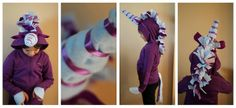Dragonfly Designs: Scrappy Unicorn Costume without the hoody!