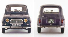 Renault 4, el coche de mi papá