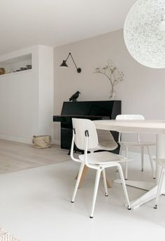 Scandinavian Living, Scandinavian Interior, Dining Room Inspiration, Interior Inspiration, Home Decor Kitchen, Home Living Room, New Homes, Interior Design, Furniture