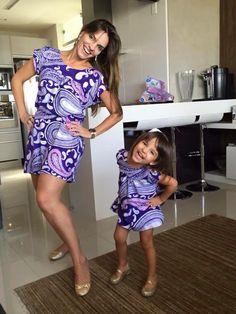 Clientes lindas arrasando de mãe e filha