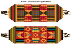 Kente cloth - Wikipedia, the free encyclopedia