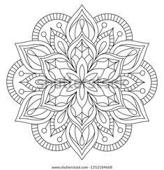 Descubra Decorative Mandala Coloring Page Antistress Coloring imágenes de stock en HD y millones de otras fotos, ilustraciones y vectores en stock libres de regalías en la colección de Shutterstock. Se agregan miles de imágenes nuevas de alta calidad todos los días.