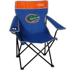 Florida Gators NCAA Broadband Quad Tailgate Chair