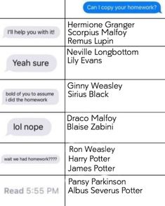 Such a Ginny thing to do Memes Do Harry Potter, Harry Potter Comics, Harry Potter Marauders, Harry Potter Pictures, Harry Potter Fandom, Harry Potter Characters, Harry Potter World, Harry Potter Hogwarts, Potter Facts