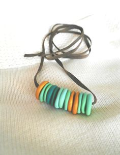 Hey, I found this really awesome Etsy listing at https://www.etsy.com/listing/209144941/fimo-necklace-with-a-long-leather-cord