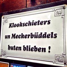 The old Krameramtsstuben am Michel - Typically Hamburch - krameramtstuben hamburg - Framed Words, German Language Learning, Garden Quotes, Hamburg Germany, Funny Quotes, About Me Blog, Jokes, Messages, Thoughts