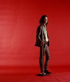 Jim Morrison 1962 by Yale Joel