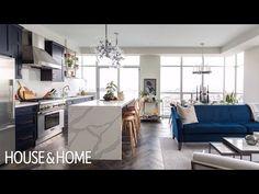 Makeover: A Luxury Condo Reno - YouTube