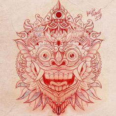Kali Tattoo, Tattoo On, Tattoo Drawings, Stencils Tatuagem, Tattoo Stencils, Tibetan Tattoo, Tibetan Art, God Tattoos, Body Art Tattoos