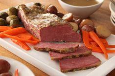 Slow-Cooker Corned Beef & Potatoes Recipe - Kraft Recipes