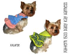 Hey, I found this really awesome Etsy listing at https://www.etsy.com/listing/387047670/daisy-kay-dog-harness-pattern-1503