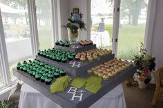 Personalized cupcake stand Wedding 2015, Our Wedding, Personalised Cupcakes, Table Decorations, Furniture, Home Decor, Decoration Home, Custom Cupcakes, Room Decor