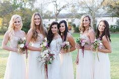 """My heart is, and always will be yours"" Service Providers: Assistant Photographer: Lisa Rieken Winter Weddings, Bridesmaid Dresses, Wedding Dresses, Hair Makeup, Fashion, Bridesmade Dresses, Bride Dresses, Moda, Bridal Gowns"